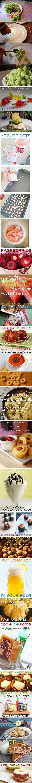 22 Cool Food Hacks