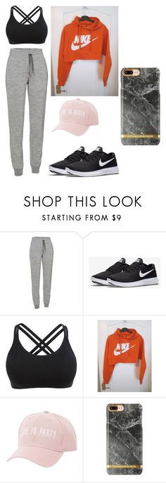 """Tessa Brooks"" by agusswolf on Polyvore featuring Icebreaker, NIKE and Charlotte Russe"
