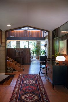 this whole house is excellent. My Houzz: Matthew + Bobbie Fisher - midcentury