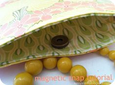Great tutorial for applying magnetic snaps!