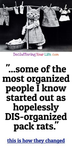 hoarding help - cleaning & organizing clutter help for hoarders and pack rats