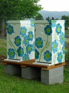 Happy Hives, so creative.