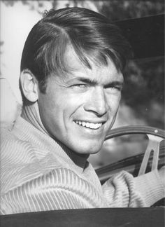 Extra large image of Chad Everett by Harry Langdon, c. 1966 from ...