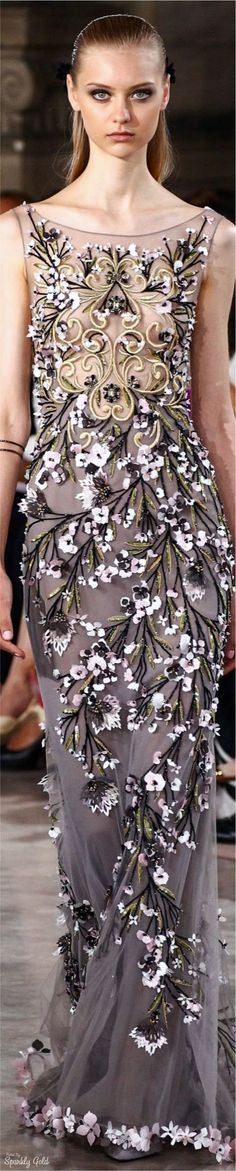 Georges Hobeika Fall 2016 Couture. www.georgeshobeika.com