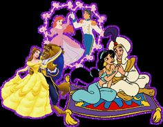 A Glitter Graphics image from glitter-graphics.com _ Walt Disney Princesses _ JUANITA PEACHLAND ♡ ♡ ♡ ♡