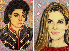 Cristian Ramos, Michael Jackson, candies