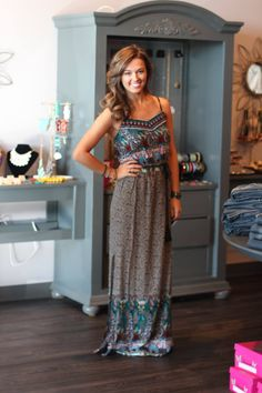 """Dreamcatcher"" maxi - $45 Call 317-889-1150 or email jen@jendaisy.com to order!"