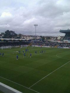 The Memorial Stadium - Bristol Rovers