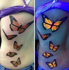 """Résultat de recherche d'images pour """"tatouage fluorescent"""""""