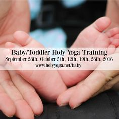 Baby/Toddler Holy Yoga Training is around the corner!!! You do not need to be a yoga instructor to take this. Learn how to move, worship, and bond with your child. This training is for anyone , at any age, and with any ability. For more info go to www.holyyoga/babytoddler.com #holyyoga #yogateachertraining #chairyogatraining #babyyoga #babyholyyoga #yoga #ytt