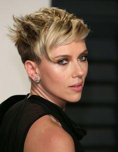 Scarlett Johansson  - MarieClaire.com