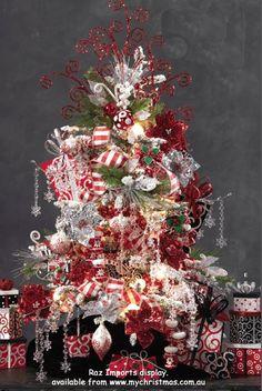 christmas 2013 decorating trends   2013 Christmas Tree Decorating Trends   Christmas Trees