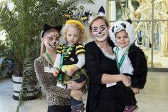 Den 26. Februar 2017 sollten sich kleine und große feierlustige Tierfreunde dringend vormerken: Ein buntes Faschingsfest für die ganze Familie findet am Sonntag im Tiergarten Schönbrunn statt.