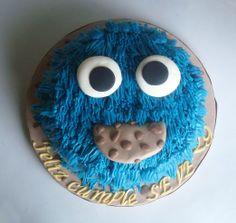El monstruo de las galletas en tarta https://www.facebook.com/Monsucre