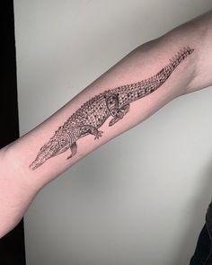 #blxckink #blxckink_usa #tattoousa #usatattoo #tattoomidvale #midvaletattoo #utahtattoo #crocodiletattoo