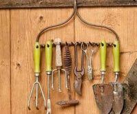 Zahradnické nářadí - tipy a rady na uložení