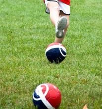Summer Olympics at summer camp (activities for preschoolers that inspire teamwork, cooperation and gross motor development)