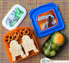 BentoLunch.net - What's for lunch at our house: And Another Star Wars Bento