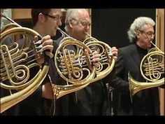Vienna Horns   Back to the Future.  Kids loved this video to learn about french horns.