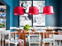 Dining Room: After - All-American Great Room on HGTV