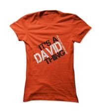David Thing! You Wouldnt Understand