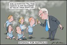 Illustration: Bill Leak | Bleak gallery | The Australian