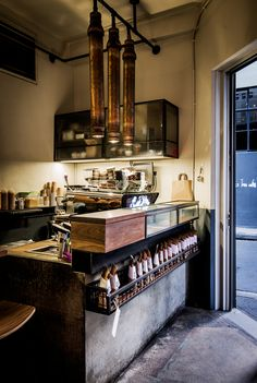 Single Origin Roasters — Sydney  http://www.weheart.co.uk/2014/03/31/single-origin-roasters-sydney/
