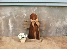 Reclaimed+Wood+Art++Garden+Decor+++Rustic+Home+by+TimelessNchic,+$29.95