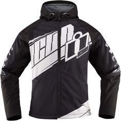 Team Merc Jacket - Black | Products | Ride Icon