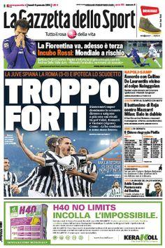 La Gazzetta dello Sport (06-01-14)