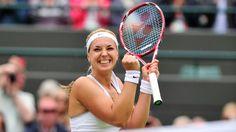 Sabine is always smiling!
