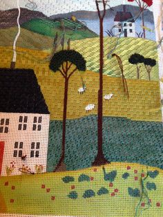 steph's stitching: Back to Coming Home