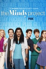 The Mindy Project. Big thank you to @Tazreen Hussain for introducing me to this gem of a show!!