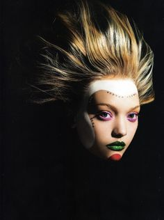 Gemma Ward, Vogue Italia July 2006
