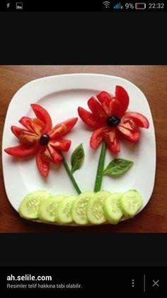 Kahvalti sunumları
