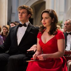 Sam Claflin and Emilia Clarke as Will Traynor and Louisa Clark in 'Me Before You' (release: June I want this someday! Great Movies, New Movies, Love Movie, Movie Tv, Emilia Clarke, Movie Couples, Sam Claflin, Movie Lines, Chef D Oeuvre