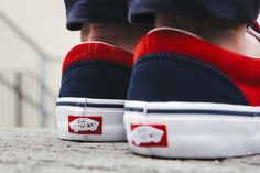 A dissected look at the timeless and iconic Vans Era.