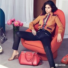 """""""This new #coach bag, designed in collaboration with #selenagomez, looks like the perfect satchel to upgrade any outfit. We totally want one! ©: @coach . . . . . . . . . . . . . . . . #shopistanofficial #shopistan #pr #marketing #digitalmarketing #summer #success #inspiration #motivation #business #smallbusiness #technology #news #fashion #latest #update #tech #people #instamood #selena #fashion #bag #statement"""" by @shopistanofficial. • • • • • #digitalmarketing #onlinemarketing #marketing…"""