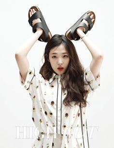 Sulli // High Cut