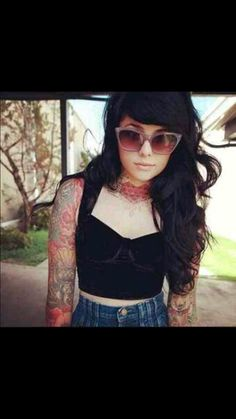 The BABE Radeo Suicide one of my inspirations