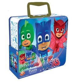 Pj Masks is another fav