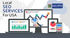 Local SEO Services for USA by Easy Media Network PVT LTD.