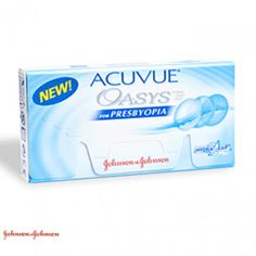 $32.90 Acuvue Oasys for Presbyopia - 6 Lentes - 32.90€