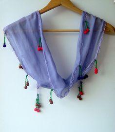 turkish #oya #crochet, via Etsy.