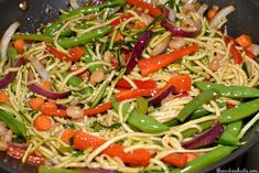 Asian Shrimp Stir Fry - The Cookin Chicks Seafood Dishes, Fish And Seafood, Seafood Recipes, Cooking Recipes, Asian Recipes, Ethnic Recipes, Asian Foods, Chinese Recipes, Asian Shrimp