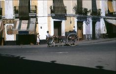 Calle San Jorge, Triana antigua