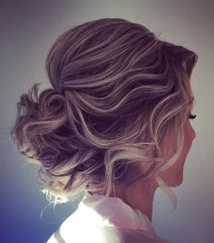 Featured Hairstyle: Kristina Youssef of KYK Hair; www.kyk.com.au/; Wedding hairstyle idea. #weddinghairstyles #weddingdayhair