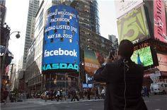 Las acciones de Facebook cierran con 28,9 dólares en la bolsa de valores.