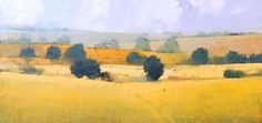 Quiet Country : landscape paintings : Landscapes, Paul Balmer