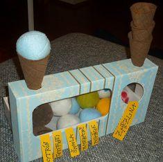 Zmrzlina, zmrzlinááááááá – vanilková, kočoládovááááá   Šijte s námi   mamas